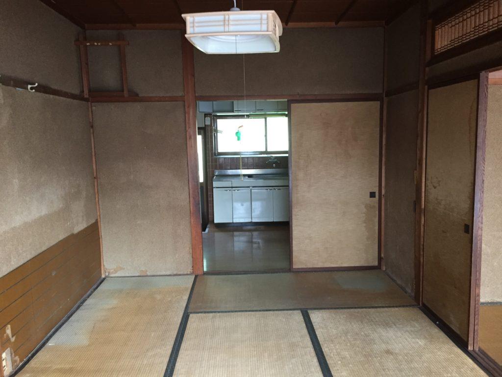 鳥取県米子市 築48年の住宅をフルリノベーション 2017.12